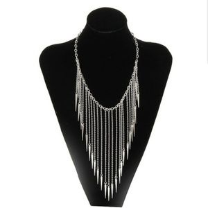 New collares jewelry European style vintage trench